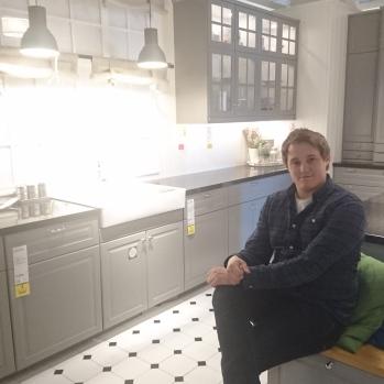 Passer jeg inn på dette kjøkkenet?