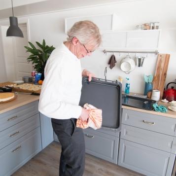 Svigerfar i oppvasken